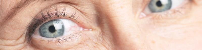 Zmarszczki po oczami
